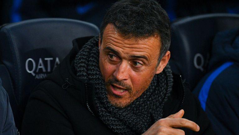 Луис Енрике: Ако не правя ротации, отборът няма да издържи и до 15 февруари