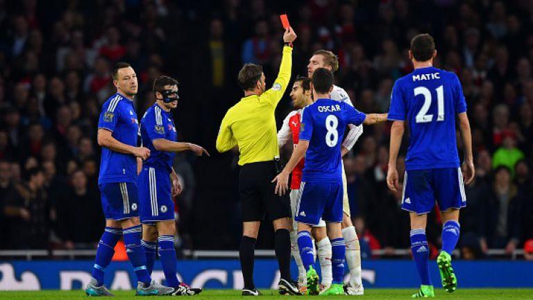 Арсенал - Челси 0:1