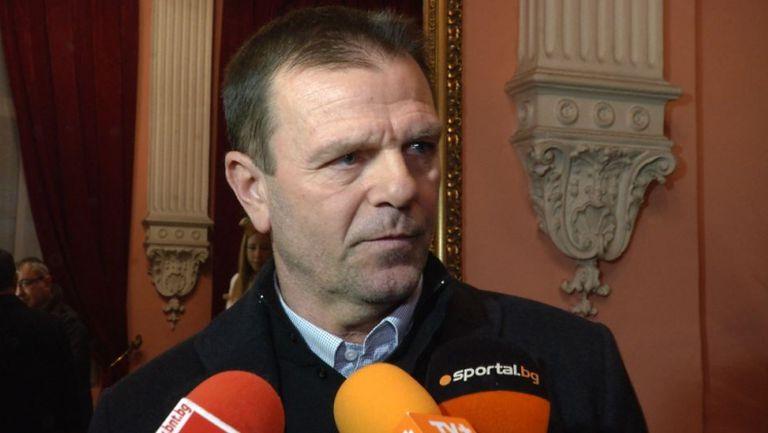 Стойчо Младенов: Ганчев е спасението на ЦСКА