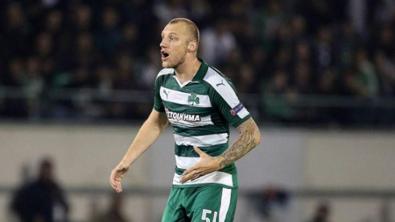 Иван Иванов ще продължи кариерата си в Арсенал (Тула)