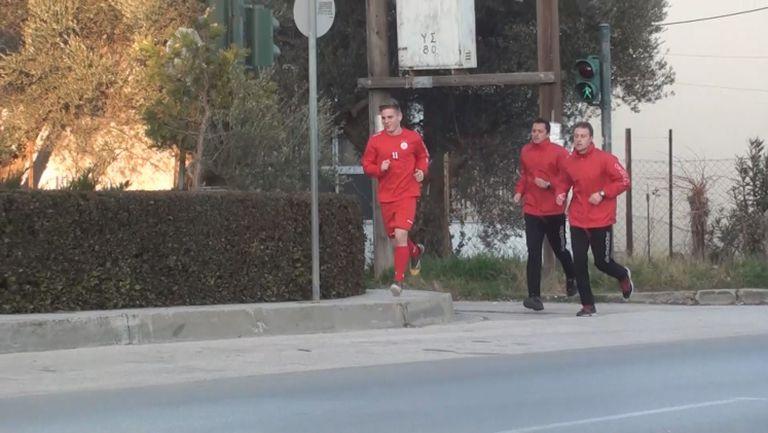 Головодов показа завидно темпо по улиците на Александруполис