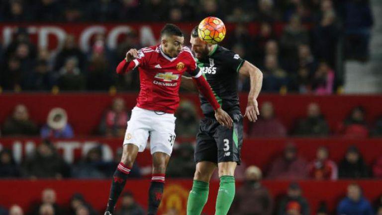 Манчестър Юнайтед - Стоук Сити 3:0