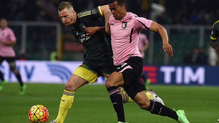 Палермо - Милан 0:2