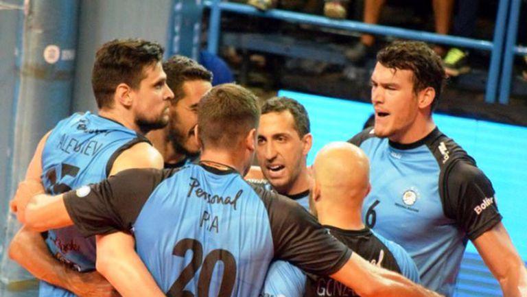 Учиков-Алексиев 17:9, но Персонал взе голямото дерби в Аржентина срещу UPCN (видео)