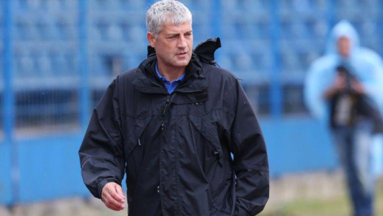 Златко Янков за Трифон: Голям удар е за мен, най-добрият български защитник