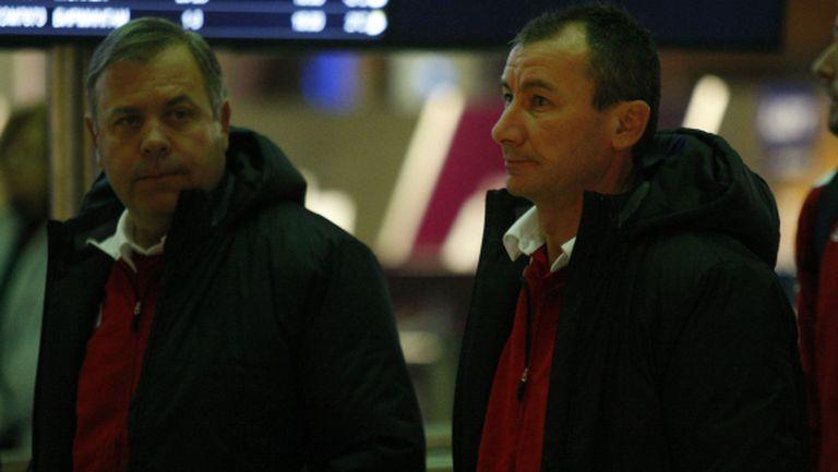 Белчев: Играхме срещу много добри отбори