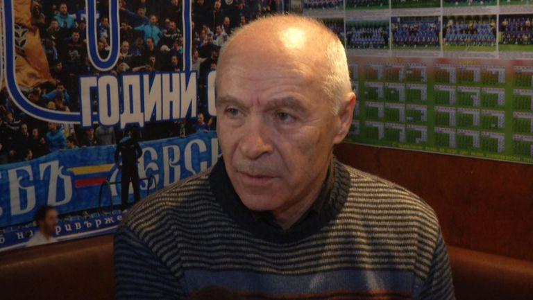 Борис Ангелов: Трифон ще липсва много на българския футбол