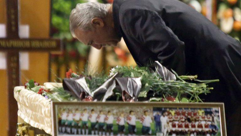 Четвъртите в света се сбогуваха с Трифон Иванов