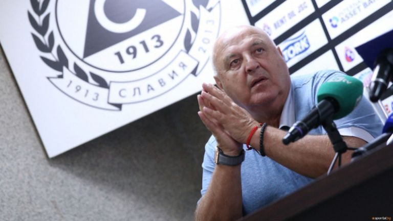 Венци Стефанов: Чуйте добре Гонзо, Хубчев ще стегне националите (видео)