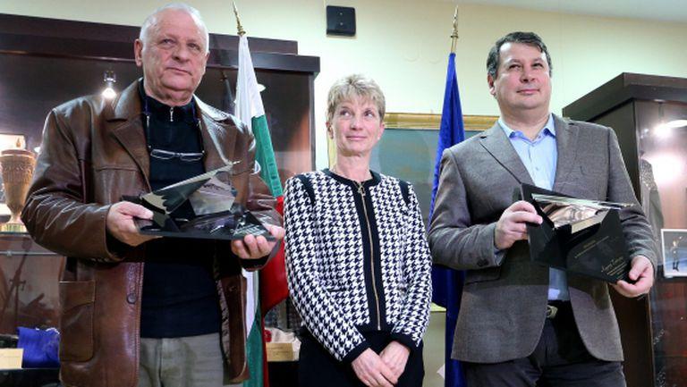 """Министър Дашева връчи годишните награди за спортна журналистика """"Люпи и Мичмана"""""""
