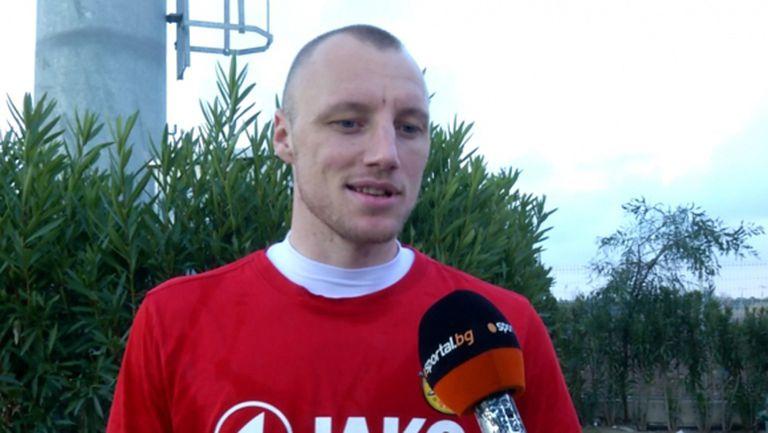 Иван Иванов пред Sportal.bg: Офертата на Арсенал бе най-изгодна за мен