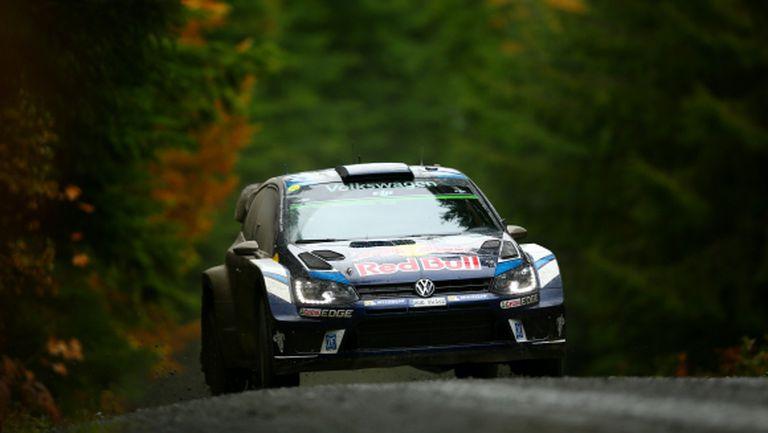 ФИА наложи вето на Volkswagen във WRC