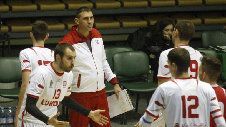 Петър Дочев: Важно е да имаш бойци в състава си