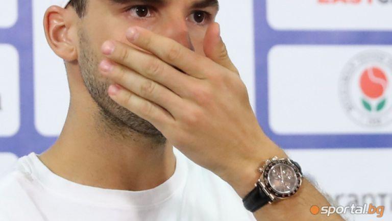 Гришо с часовник Rolex от 18-каратово злато и крокодилска кожа (видео + галерия)