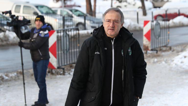Дерменджиев: Изключително нервен мач, не оправдавам Минев, но онзи го настъпи отзад