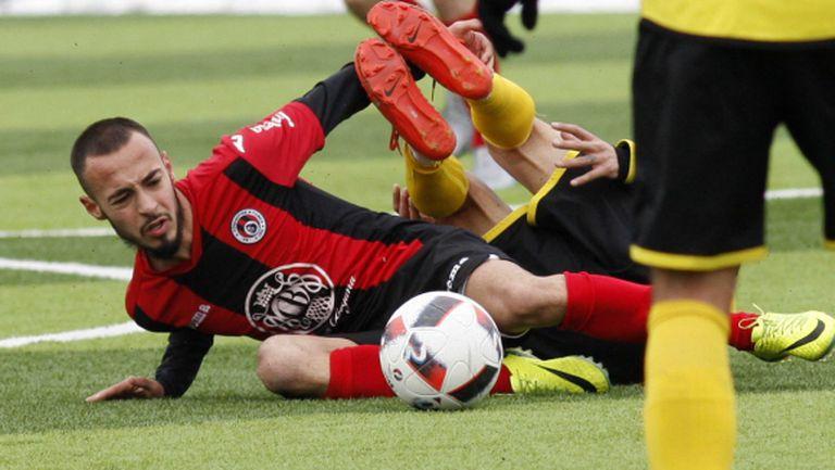Преотстъпен от Левски блесна с два гола за Локо Сф срещу Миньор (видео)