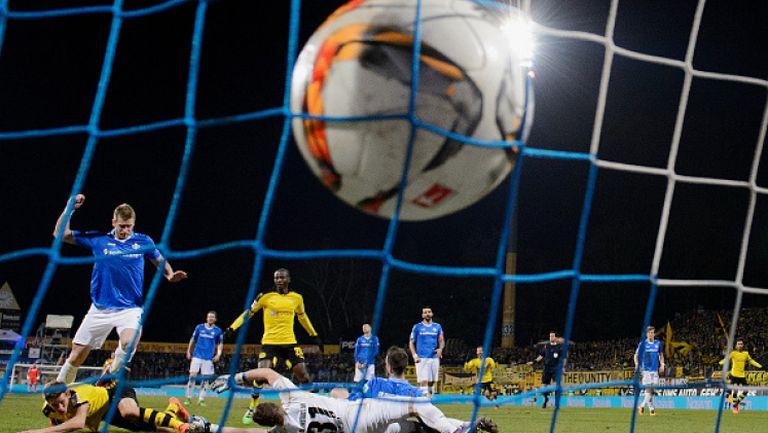 Дармщад 98 - Борусия (Дортмунд) 0:2