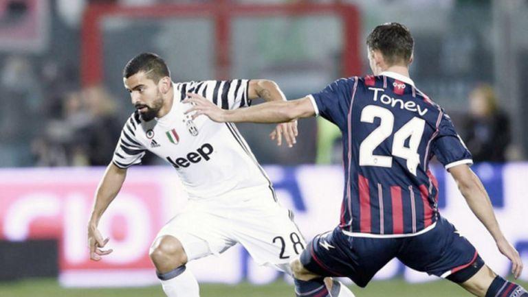 Ювентус се разходи за трите точки срещу Тонев (видео)