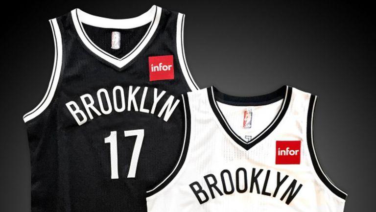 Бруклин Нетс става четвъртият отбор със спонсор на екипите си