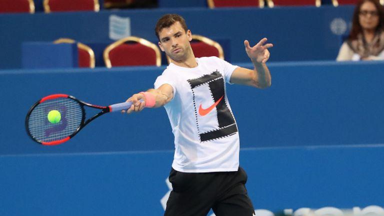 Настъпи денят на дългоочаквания дебют на Григор на Sofia Open, над 10 000 ще дерат гърла