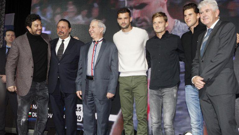 Шефът на тениса: Мястото на Димитров е в топ 5