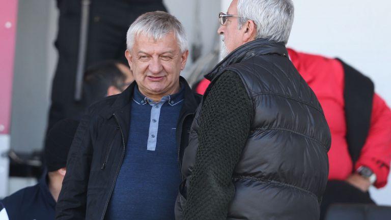 Христо Крушарски: Ще направим терена килим, че да ги бием по-често