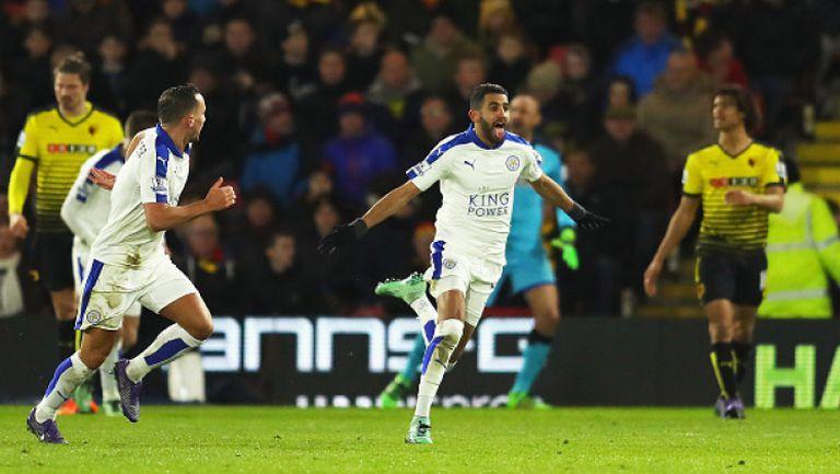 Уотфорд - Лестър 0:1