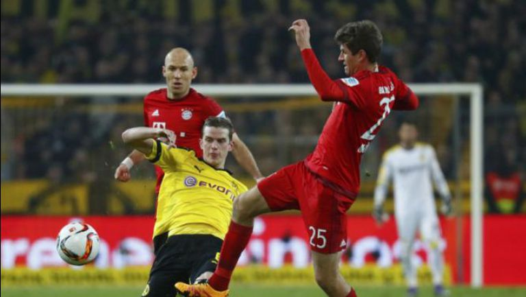 Борусия (Дортмунд) - Байерн (Мюнхен) 0:0