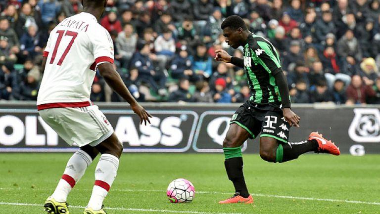 Сасуоло - Милан 2:0