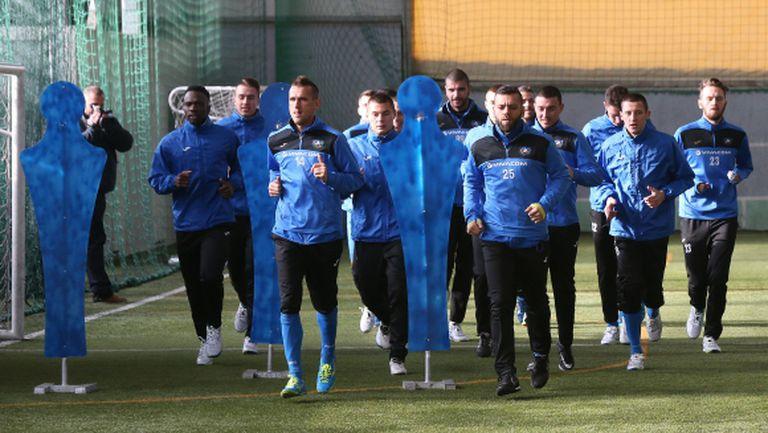 Вторият отбор на Левски ще играе контрола