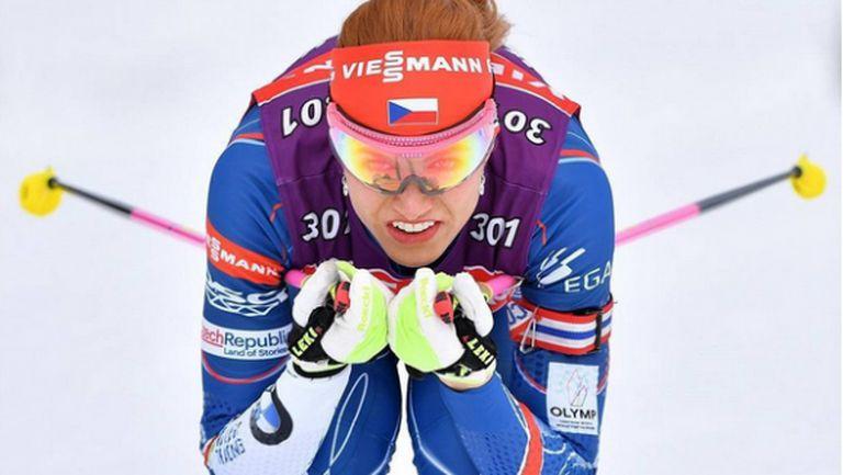 Габриела Коукалова стана световна шампионка в спринта