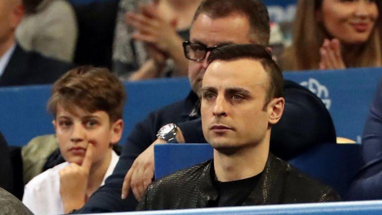 """Берба подкрепи Гришо в """"Арена Армеец"""" (ВИДЕО + СНИМКИ)"""