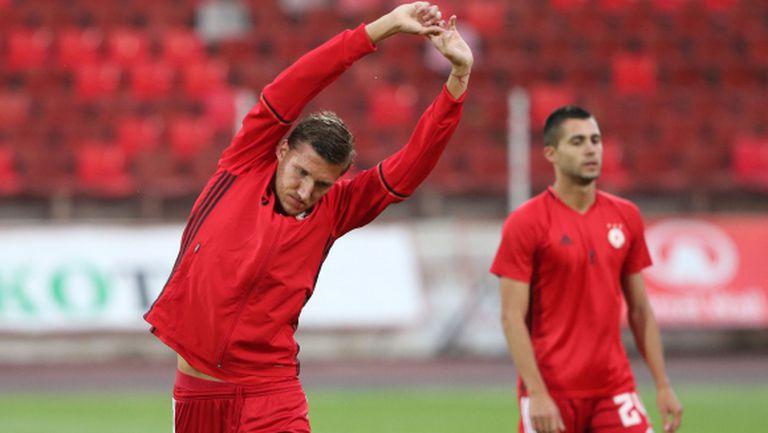 Преслав Йорданов е на крачка от трансфер - ЦСКА-София прибира сериозна сума