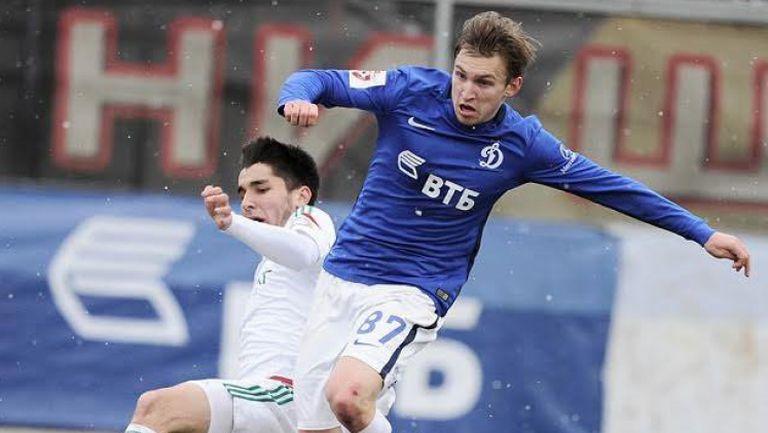 Динамо (Москва) - Терек 0:1