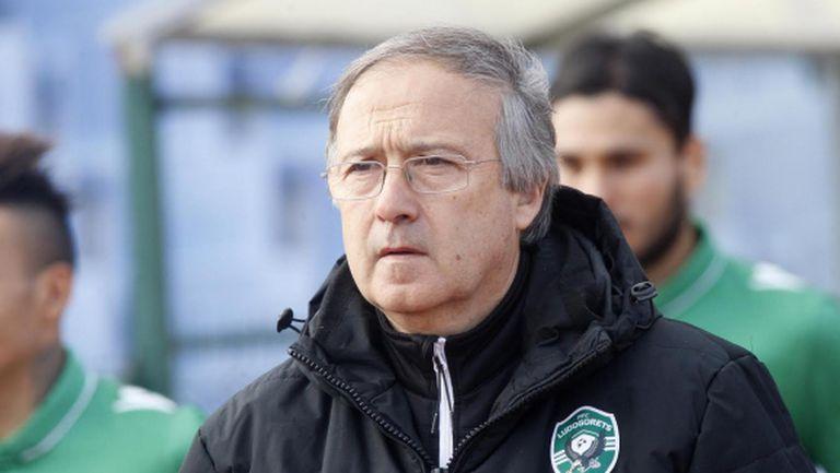 Дерменджиев: Мечтаем за финал в Лига Европа