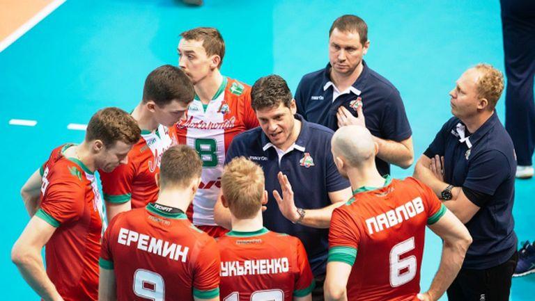 Пламен и Локо (Новосибирск) с лесна победа в Русия (видео)
