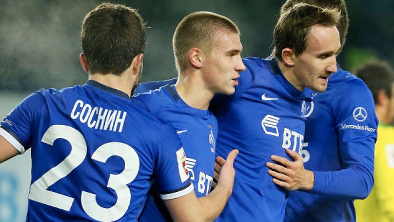 Уфа - Динамо (Москва) 0:1