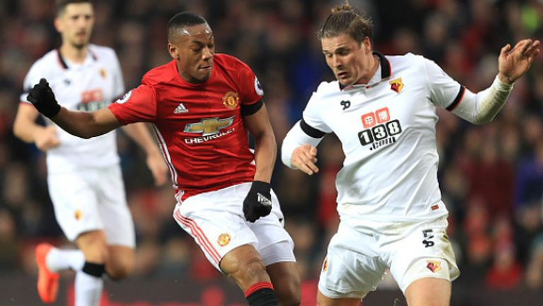 Следващият гол на Марсиал ще струва на Манчестър Юнайтед 10 милиона