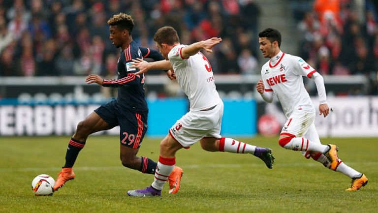 Кьолн - Байерн (Мюнхен) 0:1