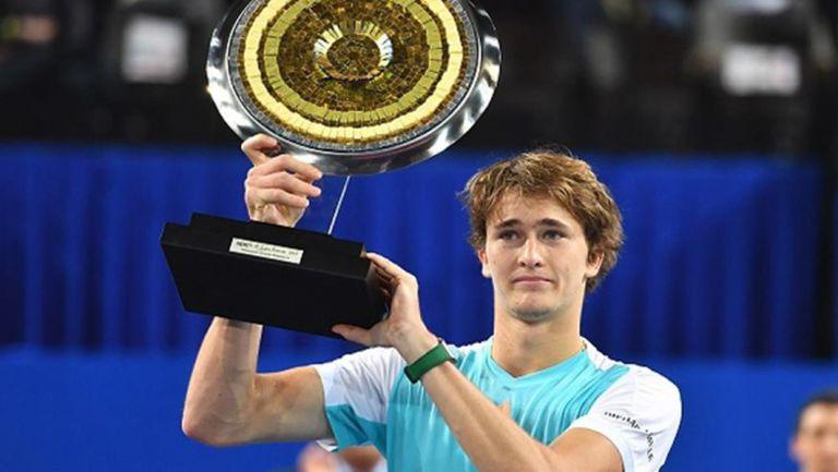 Александър Зверев спечели титлата в Монпелие