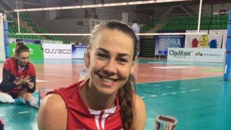 Кремена Каменова MVP в Полша
