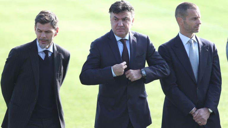 БФС благодари на клубовете от Първа и Втора лига