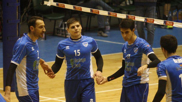 Симеон Александров: Ще дадем всичко от себе си срещу Фенербахче