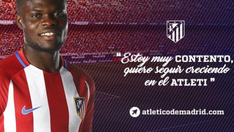 Нов договор за халф на Атлетико Мадрид