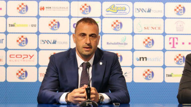 Динамо (Загреб): Петев подписва до 2020 година