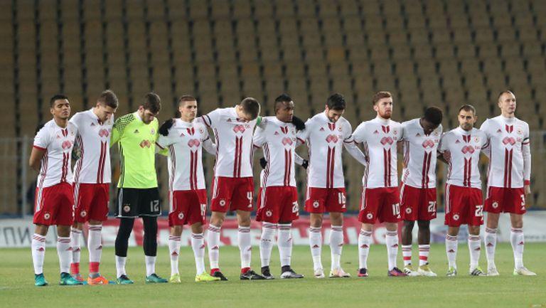 Черно море отпуска 500 билета за феновете на ЦСКА-София