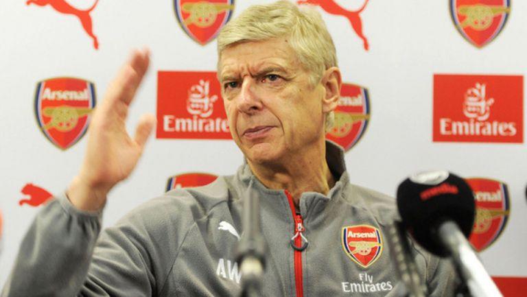 Венгер: Ще работя и през следващия сезон, независимо дали ще е тук