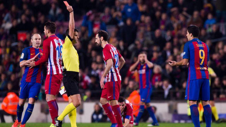 Барселона отнася случая със Суарес до арбитражния съд
