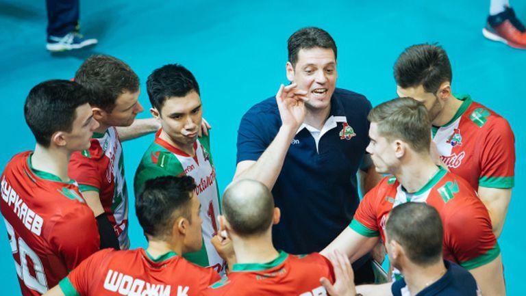 Пламен и Локо (Новосибирск) с нова лесна победа в Русия (видео + снимка)