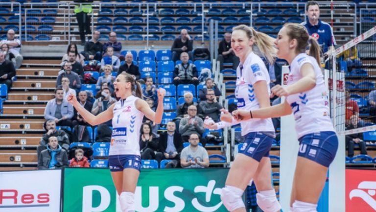 Кремена Каменова с нов силен мач в Полша
